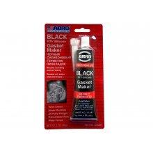 Герметик для прокладок силиконовый ABRO Master, Black,черный 85г.