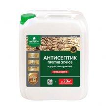 Антисептик против жуков 5л. PROSEPT АНТИЖУК