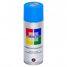 Краска-спрей CORALINO Голубой. RAL 5012. 520мл/200гр.