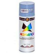Грунт-спрей MONARCA Сине-серый. RAL 7031. 520мл/270гр.